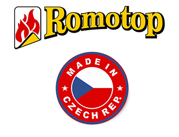 Romotop. Made in Czhech Rep.
